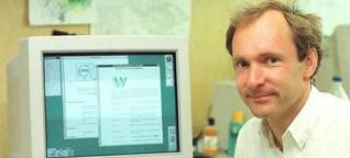 Vor 30 Jahren entstand in Genf die erste Homepage