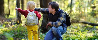 Spazieren gehen muss nicht langweilig sein! Tipps für Ausflüge in die Natur - meinefamilie.at ✰