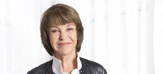 """Katrin Sass: """"Ich muss nichts bereuen, weil jeder Fehler richtig war"""""""