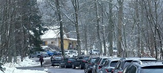 Donnersberg-Zufahrt: Shitstorm statt Schneegestöber