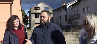 Flüchtlingskrise auf Balkan: Bosnier fordern Hilfe von EU