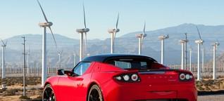 Bastlerhit für Liebhaber: Tesla Roadster