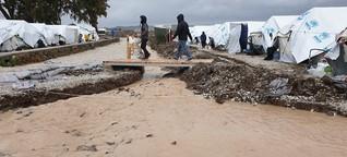 Nach dem Brand in Moria - Das Elend der Geflüchteten auf Lesbos