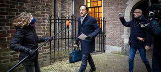 Regierungskrise wegen Beihilfe-Skandal - Risse in den Mauern der niederländischen Demokratie