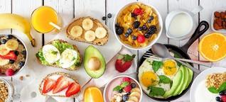 Gesundes Frühstück für einen perfekten Tag!
