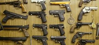Rechtsextremismus: Bundesregierung zählt mehr bewaffnete Rechtsextreme