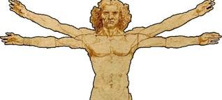 Stein und Feuer - Fabel - Leonardo da Vinci