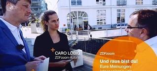 ZDFzoom: Und raus bist Du! Gewerkschafter unter Druck