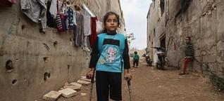 Bürgerkrieg im Nahen Osten - Diplomatie und Strafjustiz im Fall Syrien