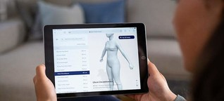 Zalando investiert in 3D-Body-Scan Spezialist Fision, plant 150 Arbeitsplätze