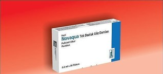 What Are Novaqua Eye Drops For?