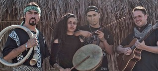 Hip-Hop der Mapuche