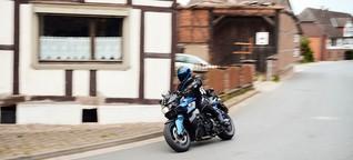 Wie Motorradlärm das Weserbergland spaltet