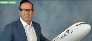 Beruflich durchstarten bei Airbus