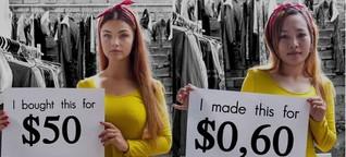 Interview mit Frida Ottesen: Wie aus einer Fashionbloggerin eine Mode-Aktivistin wurde | BR.de