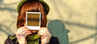 Wie Blinde Fotos machen