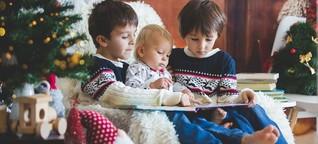 Wie Sie die Weihnachtsgeschichte Kindern erklären