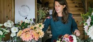 Slow-Flowers-Bewegung setzt auf regionale, chemiefreie Blumen