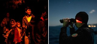 Frontex: Agentur außer Kontrolle