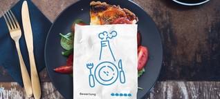 Dieses Tool sagt dir, wie klimafreundlich dein Mittagessen ist