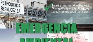 Umweltskandal: In Argentinien sind 850 Chlorgasbehälter verschwunden