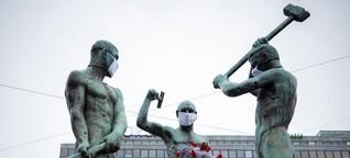 Unbeobachtet erfolgreich: Finnland in der Pandemie