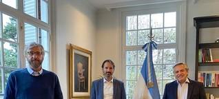 Verhandlungen mit Pfizer gehen weiter: Bekommt Argentinien den Impfstoff noch?
