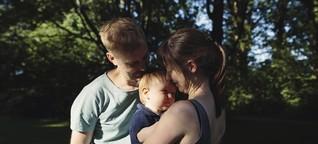 Stille Geburt: Auf die stille Geburt folgt ein lautes Leben