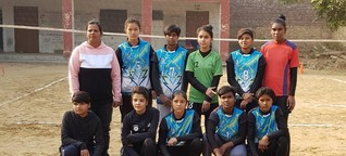 Starke Mädchen - Mit Sport gegen das indische Patriarchat
