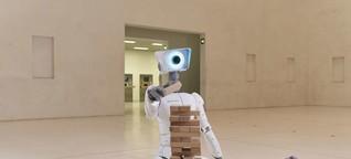 Unser Freund, der Roboter