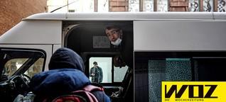 Drogenpolitik: Per Spritzenbus in die Zukunft