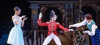 ♫ Der Nussknacker - Ballettaufführungen online und gratis