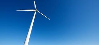 Windräder: Rolle rückwärts in der Energiewende | Plusminus
