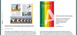 Architekturführer der Superlative – Architectural Guide Sub-Sahara Africa