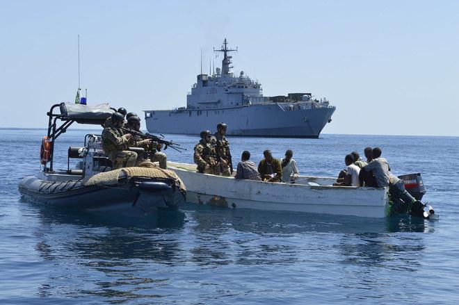 Piraten vor Afrikas Küsten