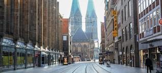 Corona: Gibt es eine Übersterblichkeit in Bremen und Niedersachsen?