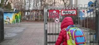 Grundschulen und Kitas öffnen in zehn Bundesländern