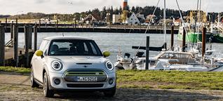 Mini Cooper SE: Ist das noch genug für 2021? - electrive.net