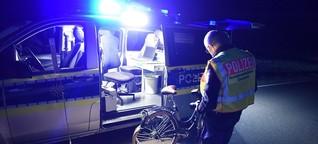 Schwerverletzte bei Unfall mit Fahrerflucht in Geringswalde