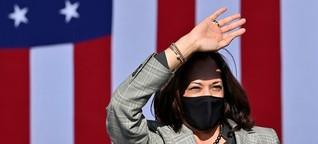 Erste US-Vizepräsidentin Harris: Kama la la Land