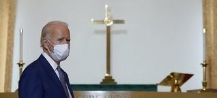 Joe Biden - Der zweite Katholik im US-Präsidentenamt