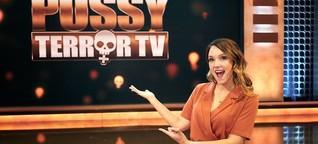 """Carolin Kebekus über """"Pussy Terror TV"""": """"Mal kurz auf den Tisch scheißen"""""""