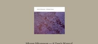 Jóhann Jóhannsson - A User's Manual - Chapter 2: Virðulegu Forsetar (2004) (Das Filter, English)