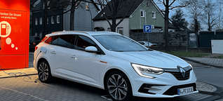 Renault Megane E-Tech - komplexer Plug-in-Hybrid im Test - electrive.net