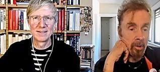 Livestream-Talk mit T.C. Boyle