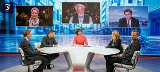 """TV-Kritik: """"Maybrit Illner"""": Verbieten klappt, sonst nichts"""