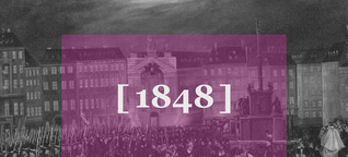 """Revolution 1848: Eine """"neue Zeit"""" ohne Gedächtnis? - Unsere Zeitung"""