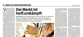 """Initiative in Berlin will Unternehmen wie """"Deutsche Wohnen"""" enteignen"""