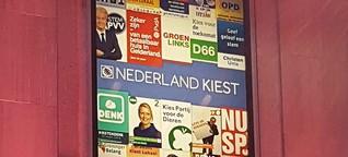 Jungpolitiker*innen in den Niederlanden