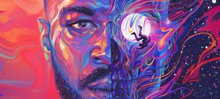 Kid Cudi - Man On The Moon III: The Chosen // Review